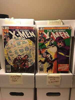 Uncanny X-men #141 #142 Reader Copies Days of future past wolverine look @ pics