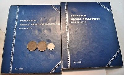 Canada Lot, 1858 1891 Large Cent, 1911 Silver Dime Higher Grade 1922-1961 Nickel
