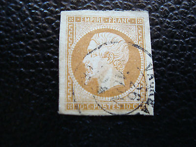 FRANCE - stamp yvert and tellier n° 13B obl (A20)stamp french