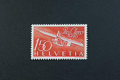 Stamp SWITZERLAND / Stamp SWITZERLAND - Yvert and Tellier Air n°40 n (CYN9)