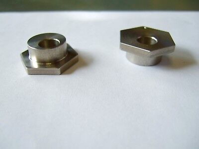 "Free up your Kid Kart, Install a Pair of front end pills  8mm x 5/8"" X 3/8"" tall"