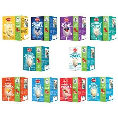 Easiyo Mini Sachets Pick N Mix - 10 Delicious Flavours to choose From (3 x 500g)