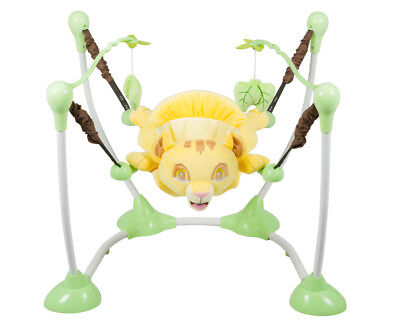 Disney Baby Simba Activity Jumper - Multi