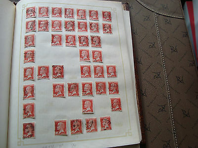 FRANCE - stamp yvert and tellier n° 178 x42 obl (br1) stamp french
