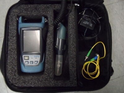 EXFO FIP-400 Fiberscope Optical Inspection Kit With Probe