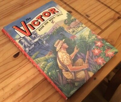 Victor Annual 1966 Unclipped, in good condition