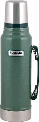 Thermos Vacuum Bottle Stainless Steel Termo Insulated Travel Water 1.1 QT Flask
