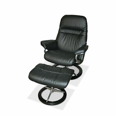 Stressless Designer Sessel Skyline M Signature Mit Hocker Eur
