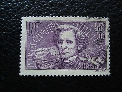 FRANCE - stamp yvert and tellier n° 382 obl (L1) stamp french
