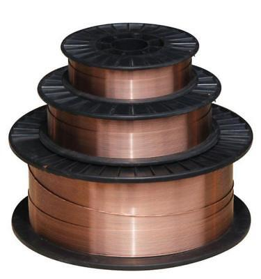 "ER70S-6 .035"" x 33 lb Spool Solid MIG Welding Wire"