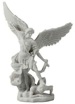Archangel St. Michael Patron Saint of Police Officers Statue Sculpture *GIFT