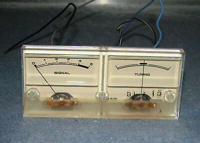 Pioneer SX-650 SX-750 SX-850 Tuning & Signal Meters AAW-040
