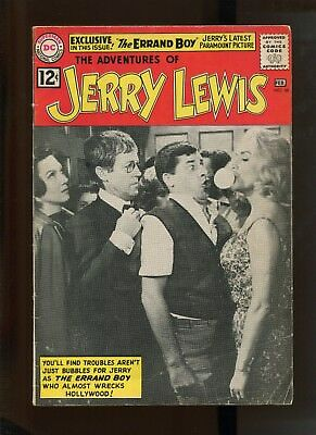 Jerry Lewis #68 (5.5) Photo Cover
