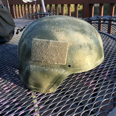 Large ACH Gentex Helmet Special Forces Helmet With Chin Strap