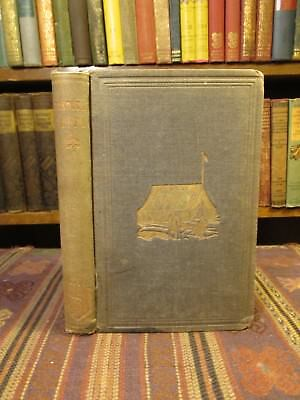 1866 Reed HOSPITAL LIFE IN THE ARMY OF THE POTOMAC Rare Civil War Book Virginia