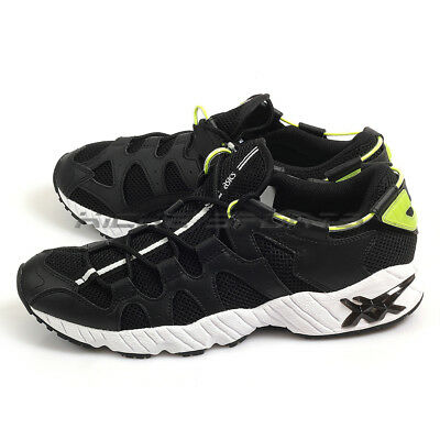 ASICS TIGER GEL MAI Mesh Pack BlackBlackNeon Yellow