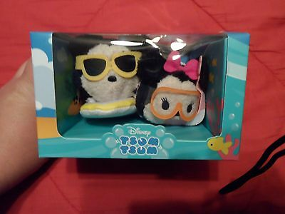 Disney Hawaii Exclusive Tsum Tsum Boxed Set Mickey and Minnie