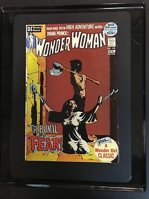 WONDER WOMAN #199   BONDAGE Cover   Mid/high grade