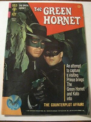 GREEN HORNET Silver Age Comic Book LOT Gold Key1967 #2 #3 Bruce Lee Photo