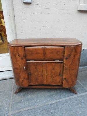 Original Chest Of Drawers Cupboard Art Deco' Years 30 40 Dressing Table Period
