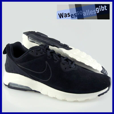 new style 32bd2 c2a11 Nike Air Max Motion LW Premium schwarz Gr.  42  S 5540