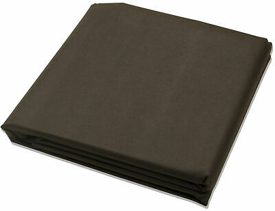Black 3m x 6m Muslin Cotton Photography Studio Background Backdrop Sheet