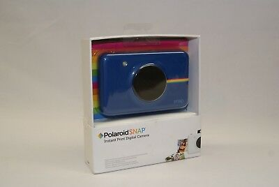 New Polaroid SNAP 10MP Instant Digital Camera Blue