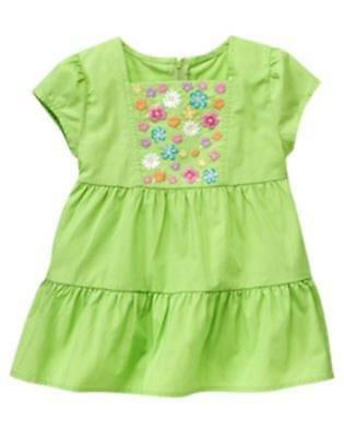 NWT Gymboree Butterfly Blossoms Girls Top Size 12