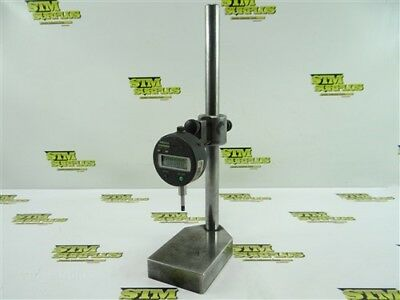 "Mitutoyo Absolute Digital Indicator Model 543-683B .0005"" + Transfer Stand"