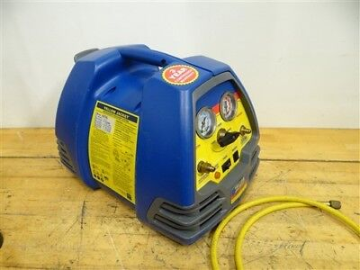 Nice Yellow Jacket Refrigerant Recovery Pump Model 95760