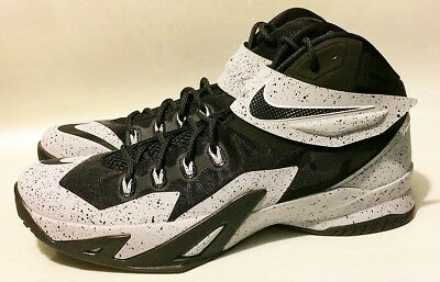 new arrival 43733 98039 New Nike Zoom Soldier VIII (8) size 13 premium black wolf grey 688579