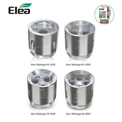 5Pcs Replacement Coil Head 0.75/1.2/1.5ohm For Eleaf GS-Air GS16 PICO 25 HW1