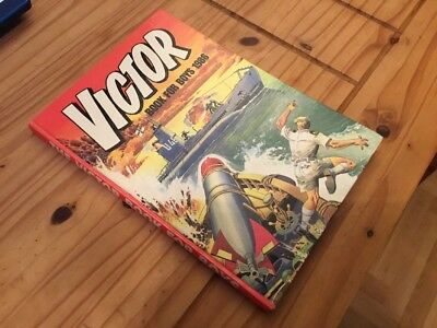Victor Annual 1986 unclipped and in very good condition.