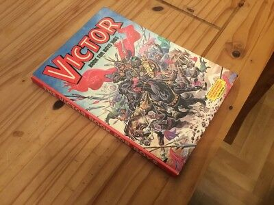 Victor Annual 1985 unclipped and in good condition.