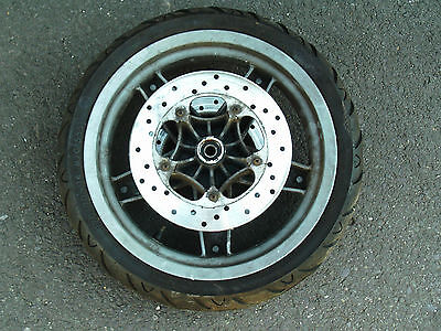 2001 Piaggio X9 125 Front Wheel Rim *Free Uk Post*