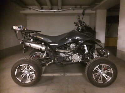 QUAD ATV SHINERAY 250ST-9C AUTOMATIK 250ccm