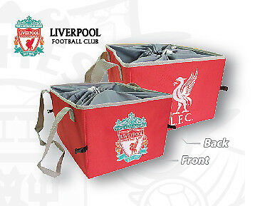 Liverpool FC car accessory: boot tidy, utility bag for car. Official new LFC.