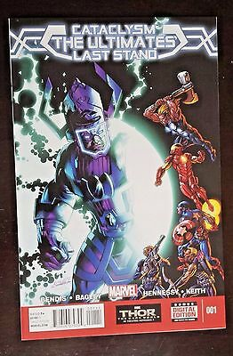 CATACLYSM : THE ULTIMATES LAST STAND 1 - Marvel Comics 1st Print 2014 NM