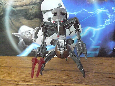 Star Wars Figur, Destroyer Droid, Actionfigur, Hasbro, K10.