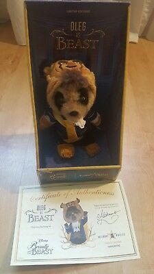 Beauty And The Beast Meerkat Toy
