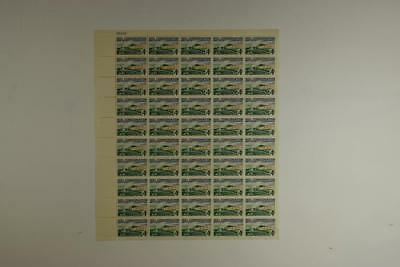 Us Scott 1133 Pane Of 50 Soil Conservation Stamps 4 Cent Face Mnh