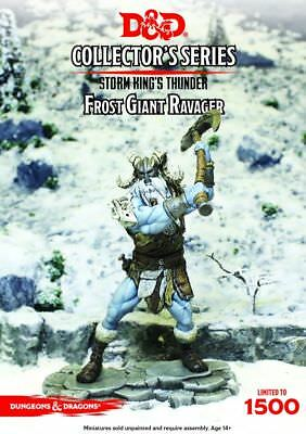 Dungeons & Dragons Tomb of Annihilation: Limited Edition Frost Giant Ravenger