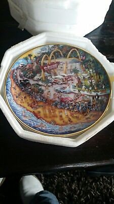 McDonald's Collectors Plate