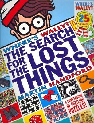 Where's Wally? The Search for the Lost Things by Martin Handford 9781406336627