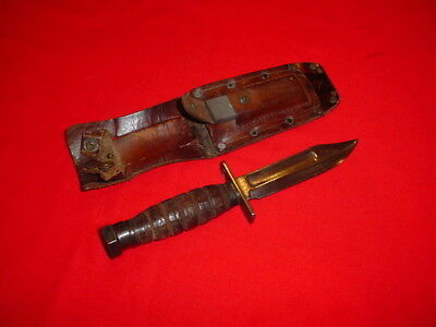 UNITED STATES AIR FORCE PILOTS SURVIVAL KNIFE dated 1-86