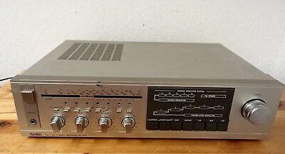 Oldie SABA FM/AM  Stereo Receiver Amplifier Model RS 940