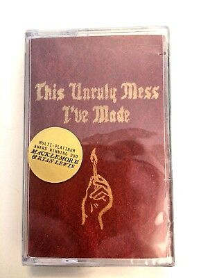 Macklemore & Ryan Lewis : This Unruly Mess I've Made ( Kassette, Cassette, MC )
