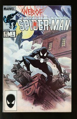 Web Of Spider-Man #1 Very Fine / Near Mint 1985 Marvel Comics