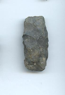 Indian Artifacts- Nice Paleo Square Knife-Arrowhead