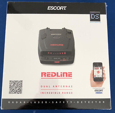 Escort RedLine Radar Detector - Brand New In Box